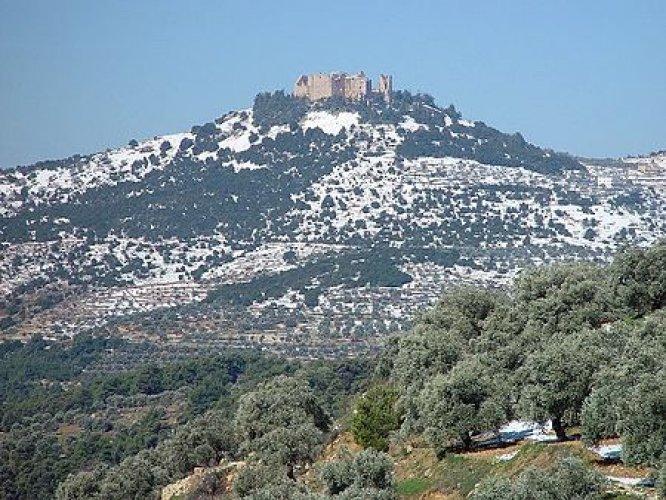 قلعة عجلون بالأردن