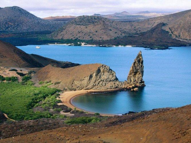 منطقة ارخبيل غالاباغوس