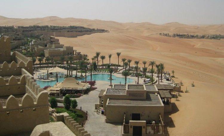 قصر السراب في أبوظبي