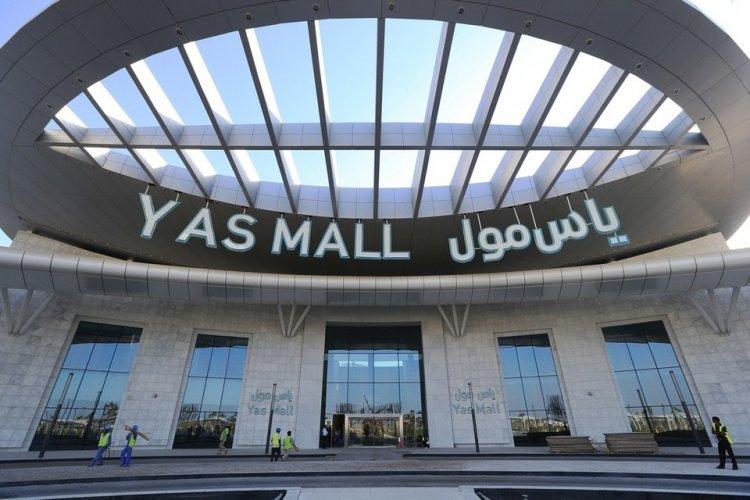 المركز التجاري ياس مول في أبوظبي