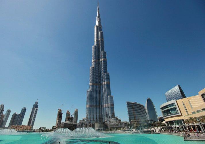 برج خليفة في دبي