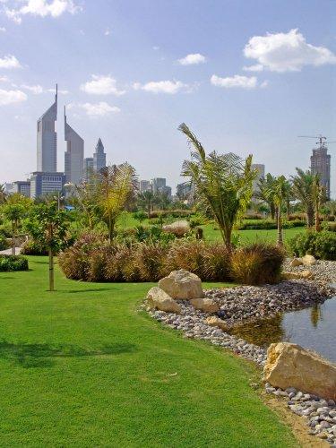 حديقة زعبيل في دبي
