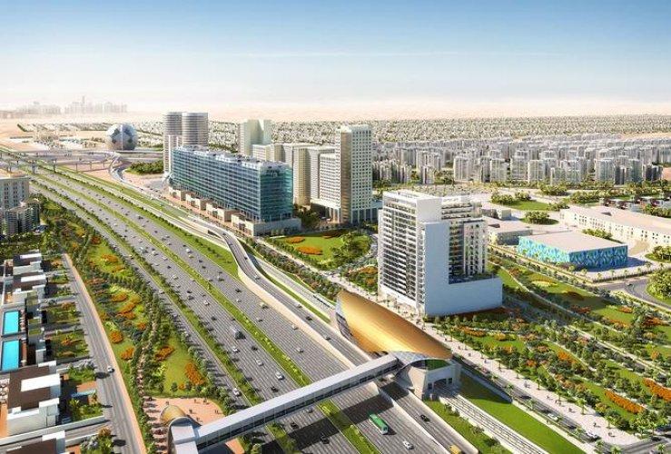 المدينة جبل علي في الإمارات