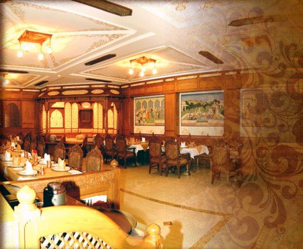 مطعم قصر الهند في دبي