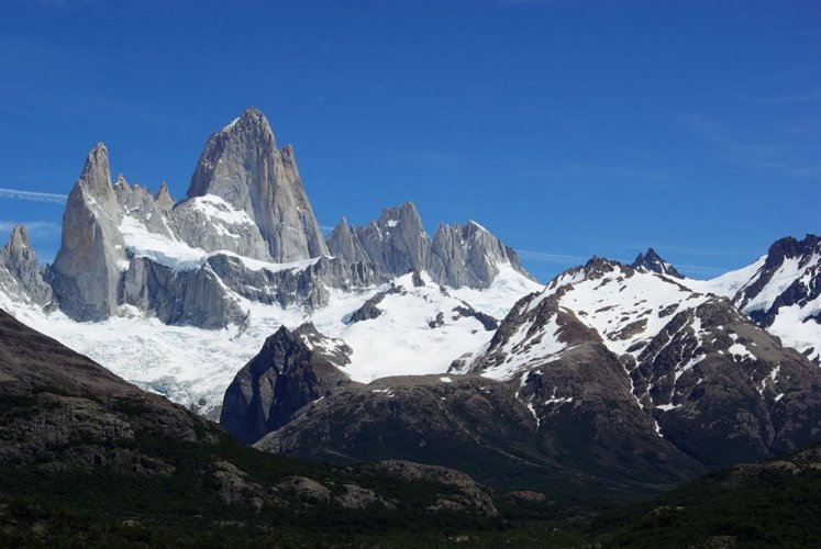 جبل فيز روي في الأرجنتين
