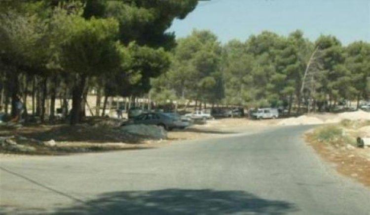 منتزه عمان القومي بالأردن