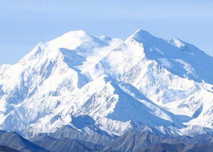 جبل دينالي أعلى جبل في أمريكا الشمالية