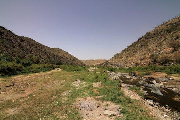 وادي الحبقة في الباحة