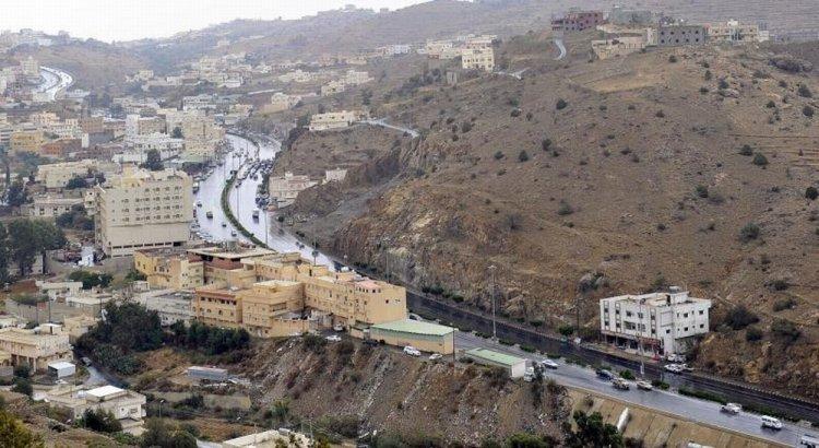 قرية الريحان في الباحة
