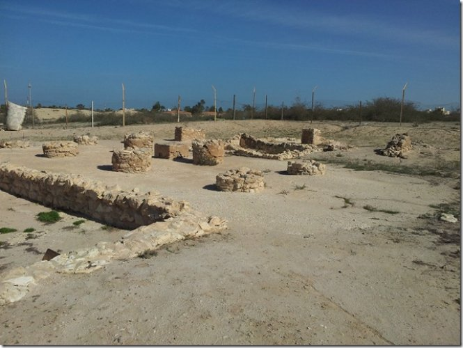معبد الدراز في البحرين