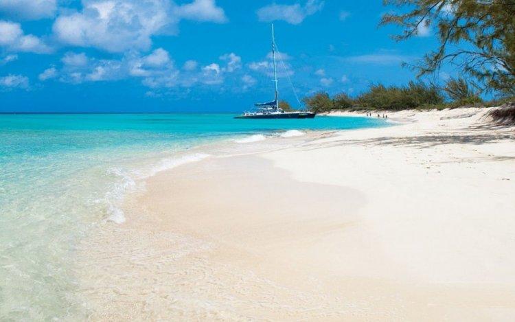 الشواطئ الرملية الناعمة