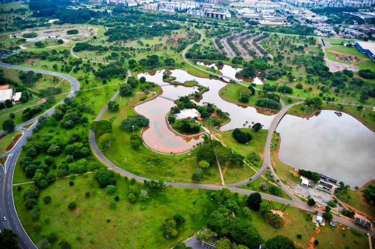 برازيليا عاصمة بلاد السامبا