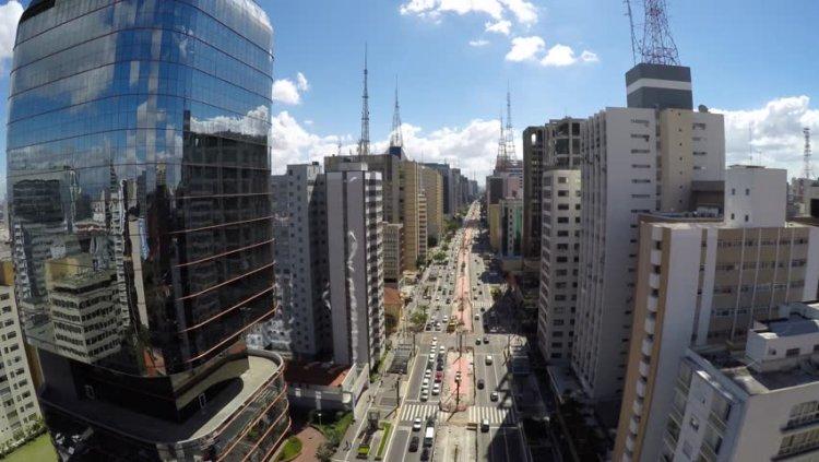 نهج باوليستا في مدينة ساو باولو