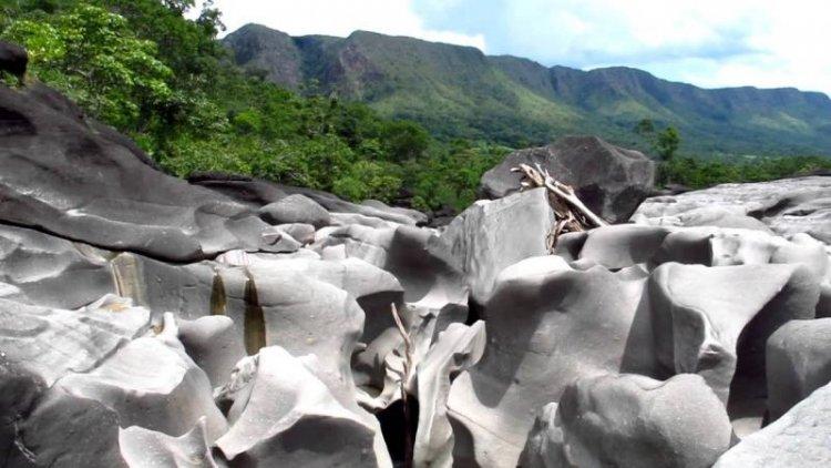 وادي القمر في البرازيل