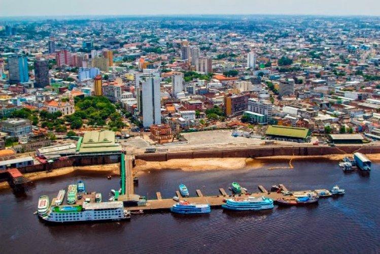 ماناوس أحد المدن المضيفة لكأس العالم 2014