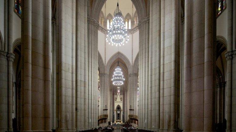 كاتدرائية ساو باولو في البرازيل