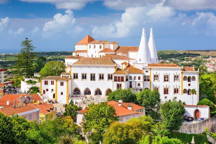القصر الوطني في سينترا لشبونة