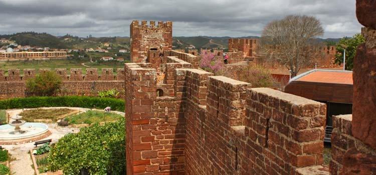 قلعة شلب في البرتغال