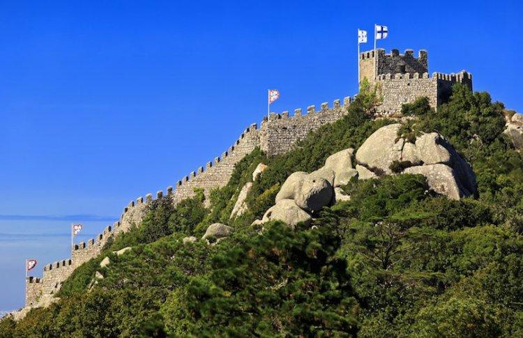قلعة المور في سينترا