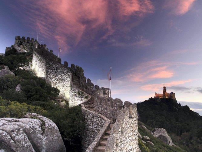 قلعة المور أو المغاربة