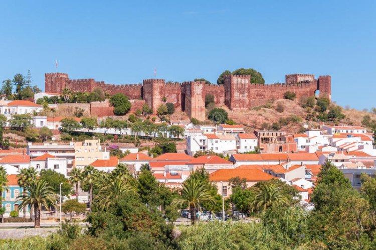 مدينة شلب في البرتغال