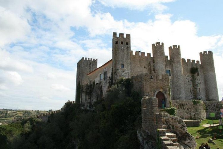 قلعة أوبيدوس في البرتغال