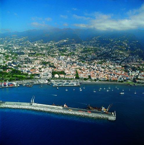 مدينة فونشال بالبرتغال
