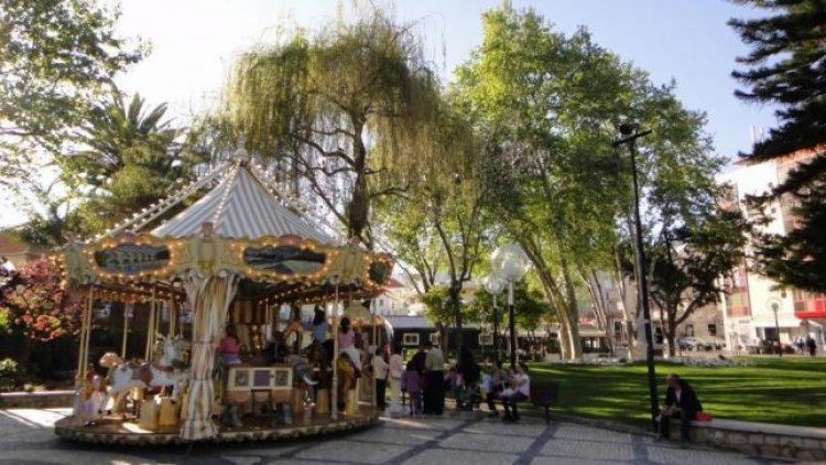 حديقة بالميلا في كاشكايش