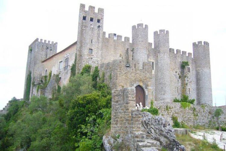 قلعة اوبيدوس