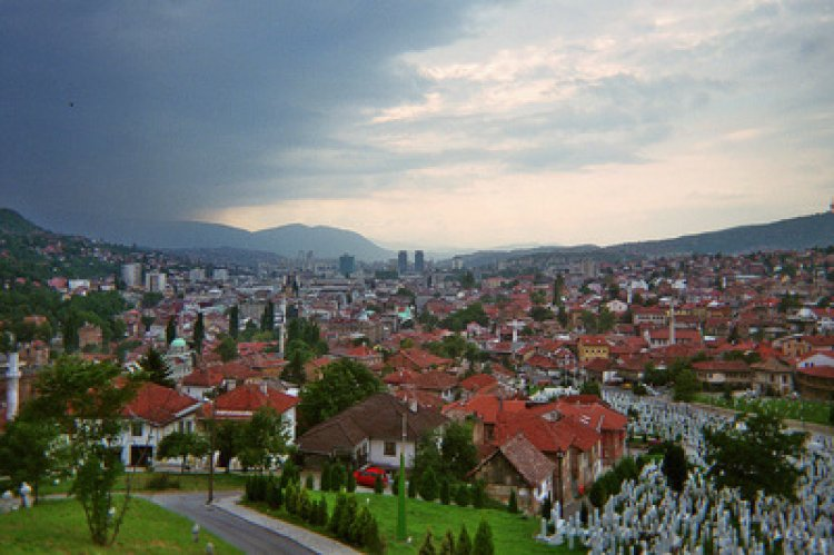 مدينة سراييفو الساحرة