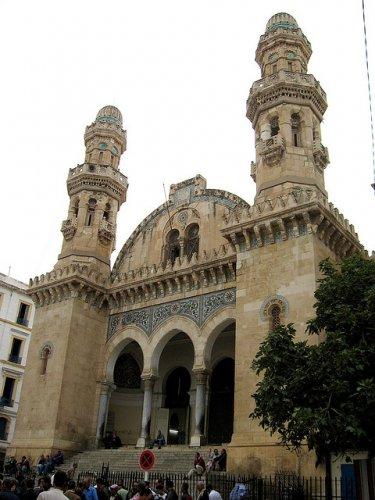 مسجد في القصبة