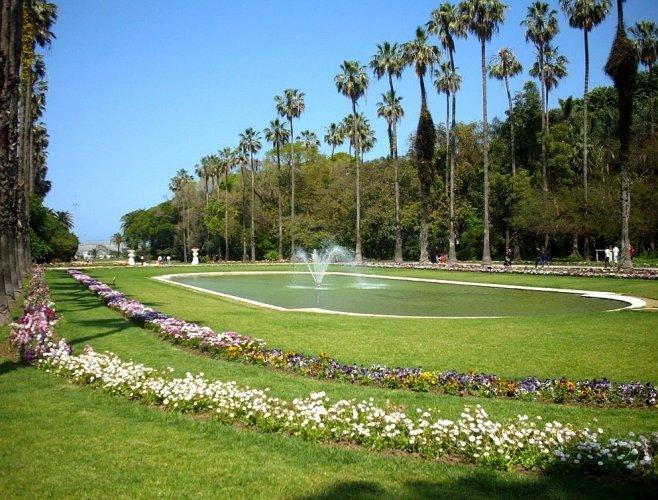 حديقة الحامة