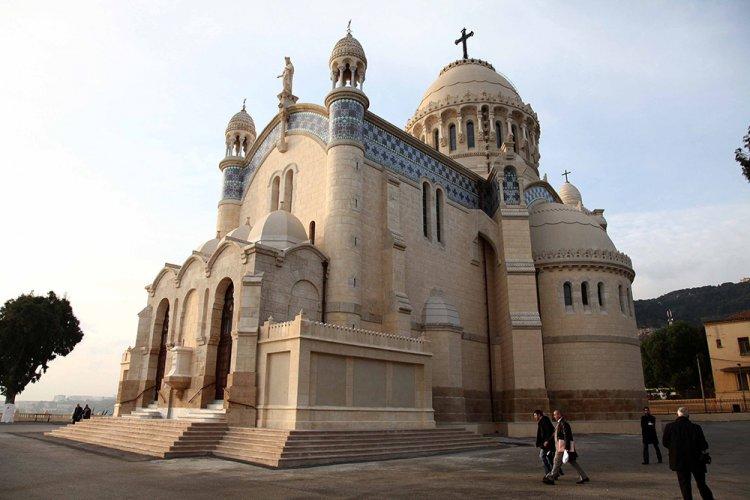 Notre Dame d'Afrique Algeria