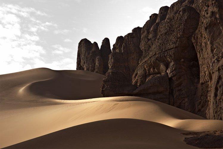 جبال هقار في الجزائر