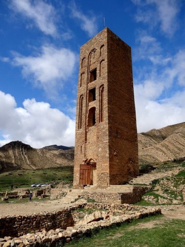 قلعة بني حماد في الجزائر