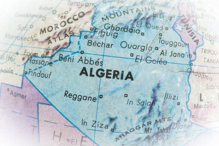أصل تسمية ولايات الجزائر