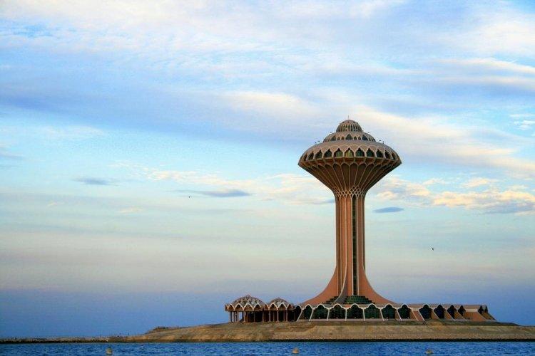 برج الماء الخبر