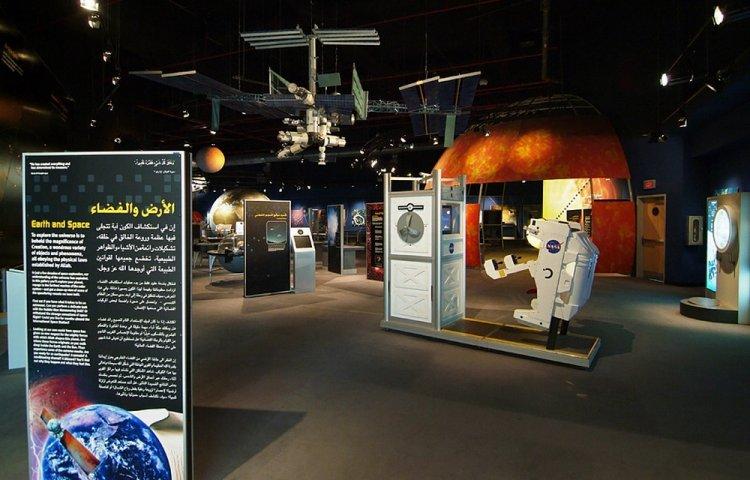 مركز سلطان بن عبد العزيز للعلوم والتقنية بالخبر