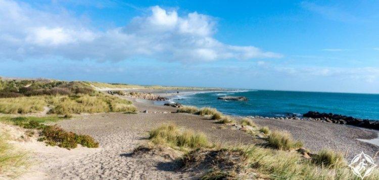 الشواطئ الرملية بسكاجين