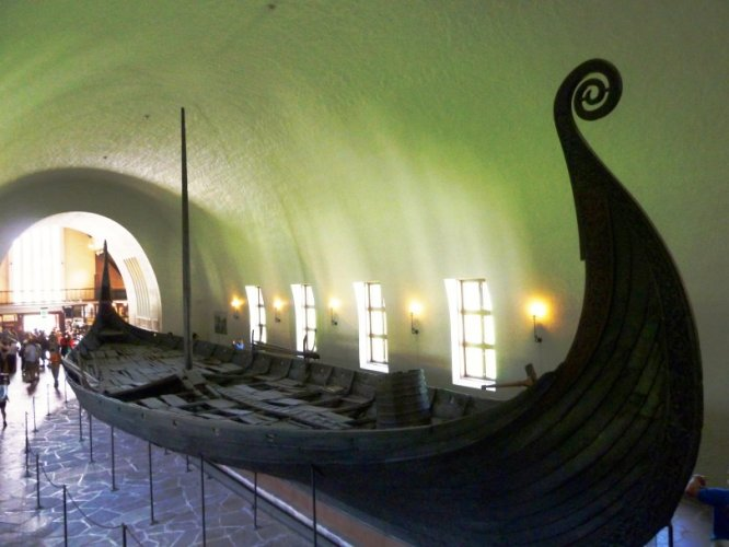 متحف سفينة الفايكنج