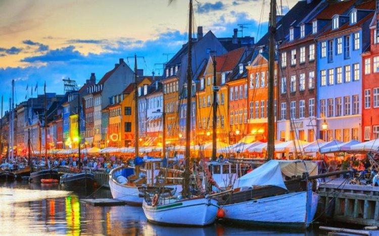 مدينة أرهوس في الدنمارك