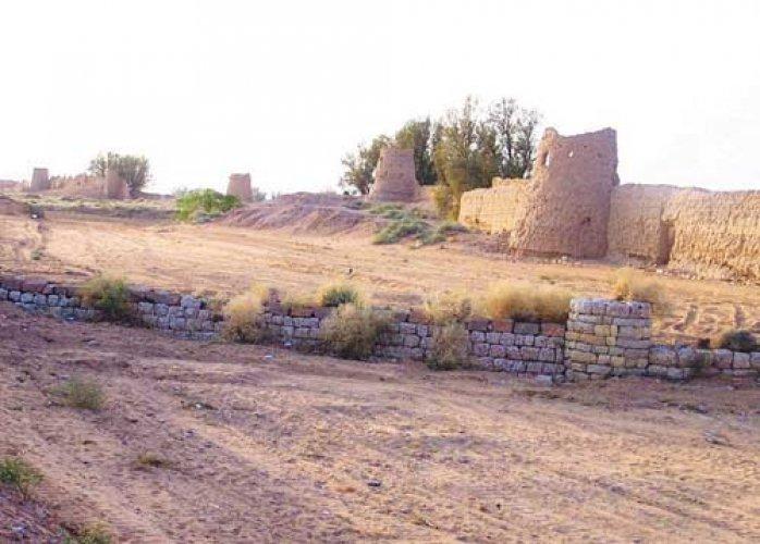 السور القديم