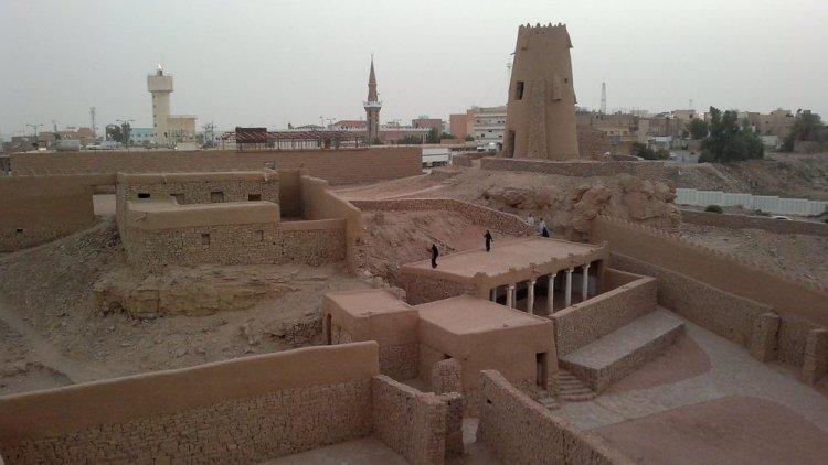 محافظة سكاكا في الجوف السعودية