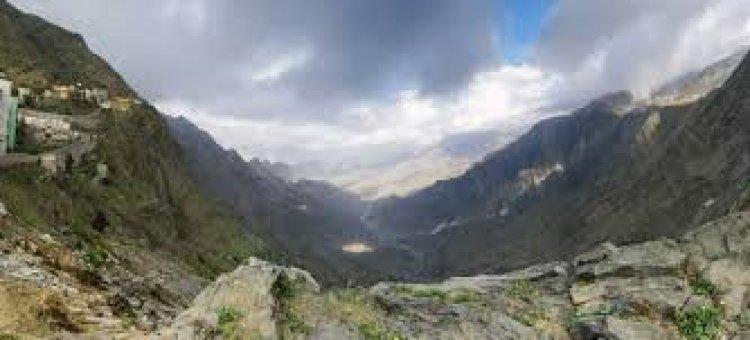 جبال الباحة
