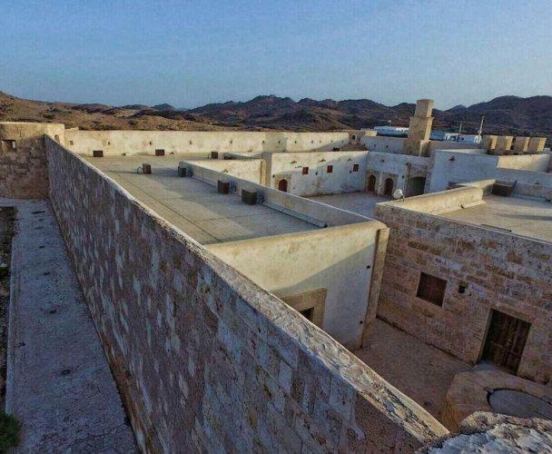 روعة البناء وجمال التصميم في قلعة الزريب