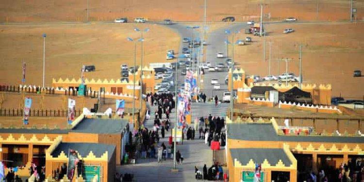 قرية الغضا التراثية بعنيزة Alghda heritage village