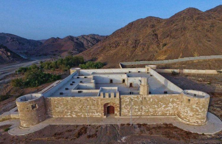 قلعة الزريب واحدة من أهم الأثار المتبقية في المملكة