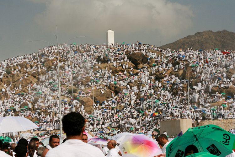 عرفة في مكة المكرمة