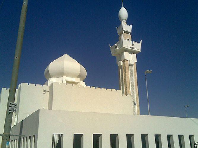 مسجد الجعرانة في مكة