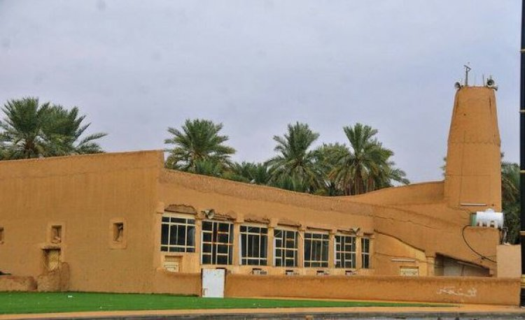 مسجد الجوز Al Gooz Mosque في عنيزة